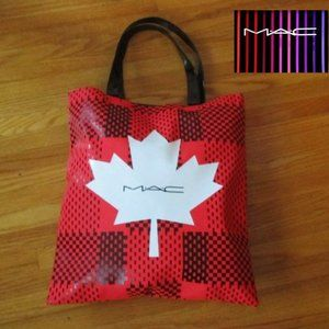 MAC Proud To Be Canadian Tote Limited Edition NEW